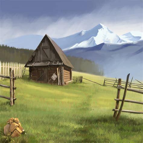 Landscape Graphics Landscape Graphics Tablet By Nick 89 On Deviantart