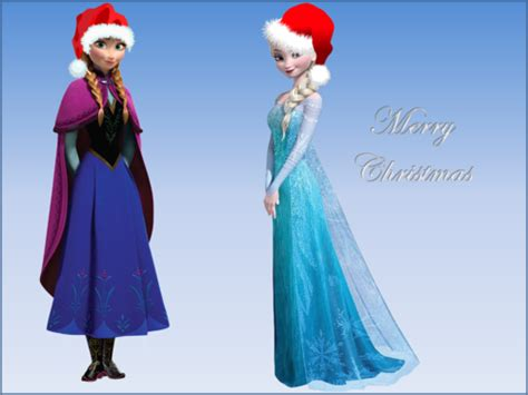 wallpaper navidad frozen frozen images anna elsa christmas hd wallpaper and