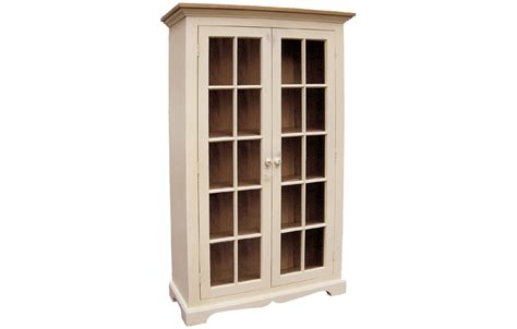 Bookcases With Glass Doors Glass Door Bookcase Kate Furniture