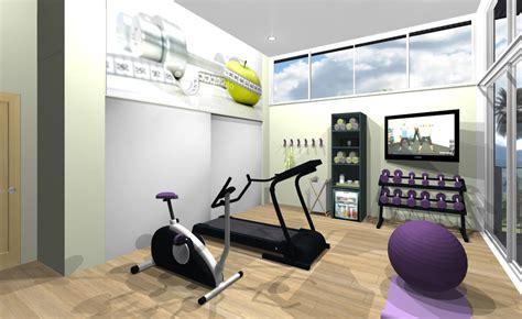 home workout studio design home fitness room designs emily design modern interior