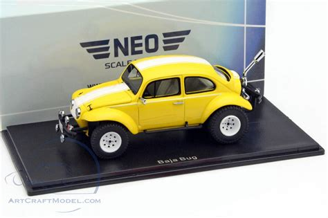 volkswagen bug yellow volkswagen vw baja bug yellow neo45896 ean 4052176660102