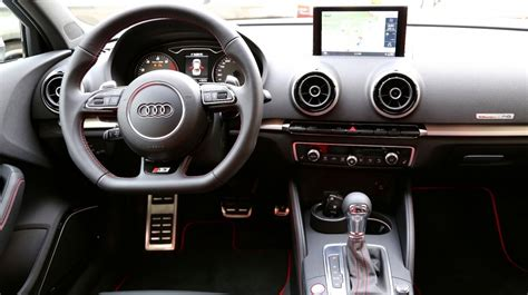 2015 Audi S3 Interior by 2015 Audi S3 Review Specs Price Changes Exterior Interior Engine Redesign