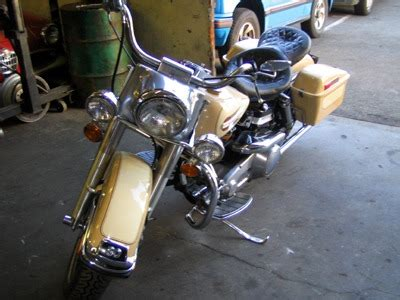 79 Flh Harley Manual