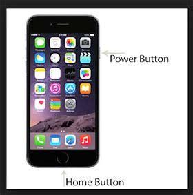 Iphone 4 Dan 5 cara mengambil screenshot atau screen capture di iphone 4 4s 5 dan 6 iskcon info