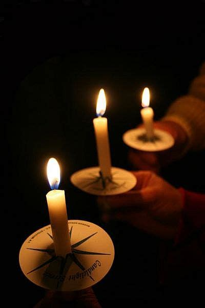 Christmas Eve Communion And Candlelight Service Wednesday Candle Light Service