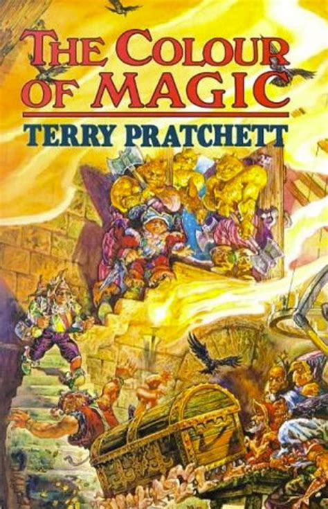 the colour of magic sir terry pratchett dead author s legacy will live on irish mirror online