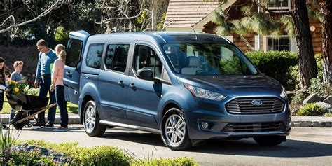 2019 Ford Transit by Nueva Transit Connect 2019 De Ford Motor Y Racing