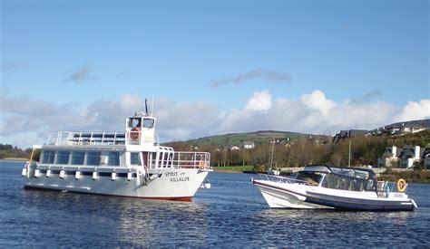 boat trip to ireland killaloe catherdral boat trip on lough derg sports