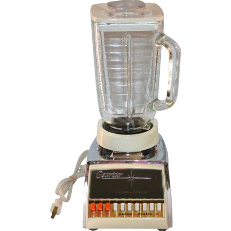 Blender Blended osterizer blender chrome 10 pulse matic cycle blend from kitschandcouture on ruby