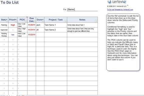 blank checklist template blank checklist