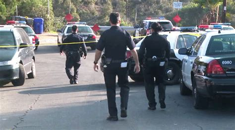 Officer In San Diego by Officer During Search For Suspect Fox5sandiego
