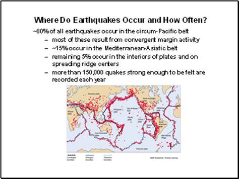 earthquake often happens around us earthquakes presentation geography sliderbase