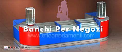 banchi cassa negozio arredamento per negozi effe arredamenti