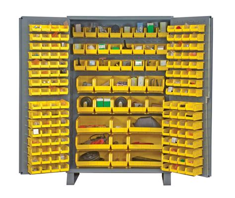 industrial storage cabinets with bins storage cabinets steel cabinets metal cabinet with