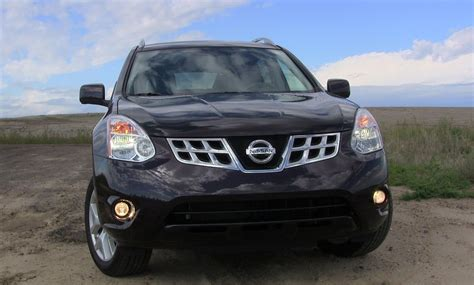 Nissan Rogue Reviews 2013 Review 2013 Nissan Rogue Sl Frugal Crossover With
