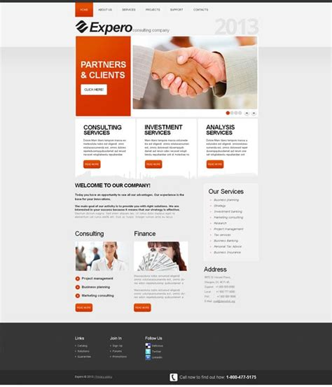 Absolutely Cool Website Templates With Jquery Content Sliders Website Slider Templates