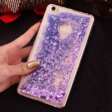 Liquid Glitter Xiaomi Redmi Note 4x Ring redmi note 5a bling glitter dynamic liquid soft
