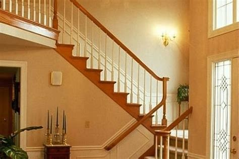 How To Build Interior Stairs With A Landing by How To Decorate Landings On Stairs Interior Home Design