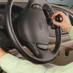 Steering Wheel Knob For Disabled Mpd Steering Spinner Knob Bmtech Gas Brake