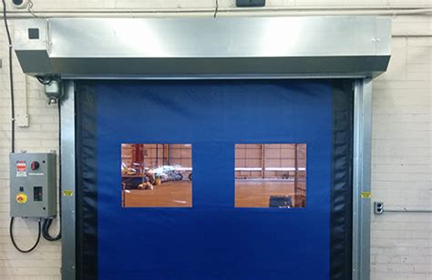 High Speed Overhead Doors High Speed Overhead Doors In The Gta Lenworth