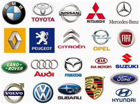 Car Types Logos by Top 5 Best Car Brand Types To Buy Car Buying Carnity