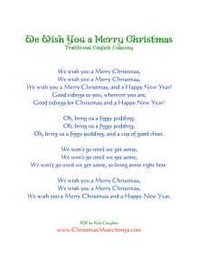 Big 38192 christmas song we wish you a merry christmas 1 jpg