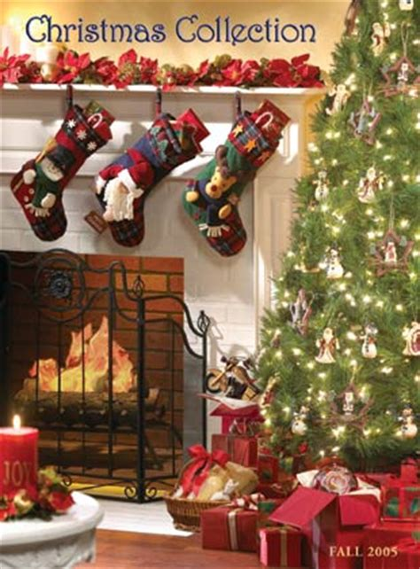 holiday decoration catalog photograph catalog is full of c