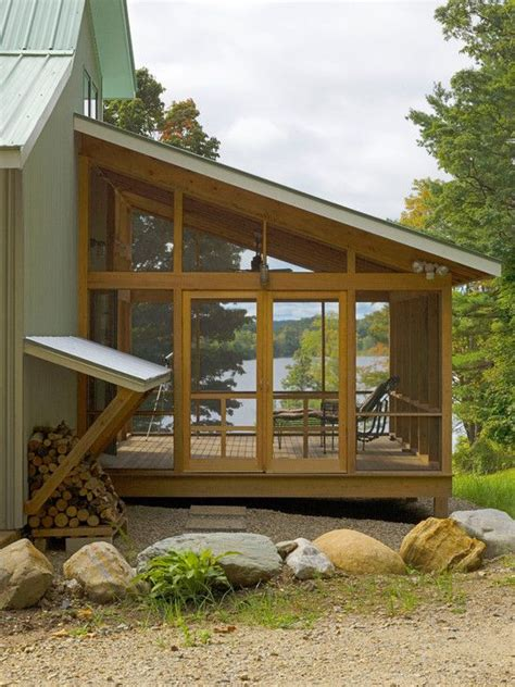 shed roof screened porch 25 best ideas about screened deck on pinterest screened