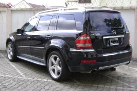 Used Mercedes Jeep Sale 2009 Mercedes Gl550 4matic Suv Slightly Used In
