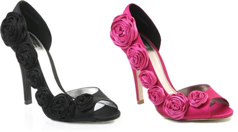 Faith Lew Satin Peep Toes by Faith Crose Satin Detail Peep Toe Pumps Gt Shoeperwoman