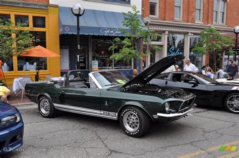 shelby mustang 68 68 shelby mustang gt350 convertible gtcarlot