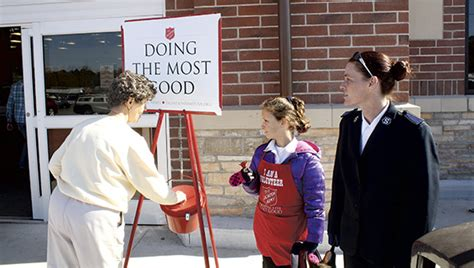 Salvation Army Birth Records Salvation Army Kicks Annual Fund Drive The Suffolk News Herald