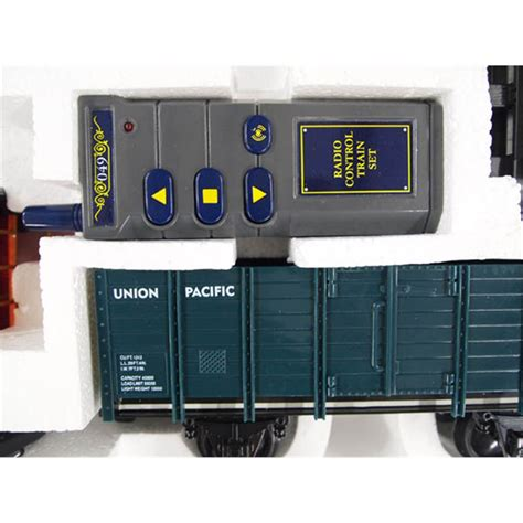 coastal express g gauge radio control train set