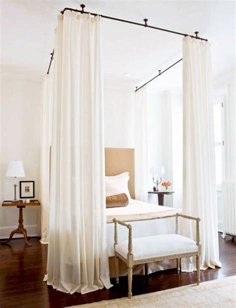 room curtain rods 25 best ideas about curtain rod canopy on room curtains bedroom