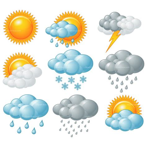Best Weather Clipart #31 - Clipartion.com Free Clip Art Weather Pictures