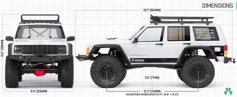 jeep tj steering der axial racing scx10 ii 2000 jeep 174 gerys rc