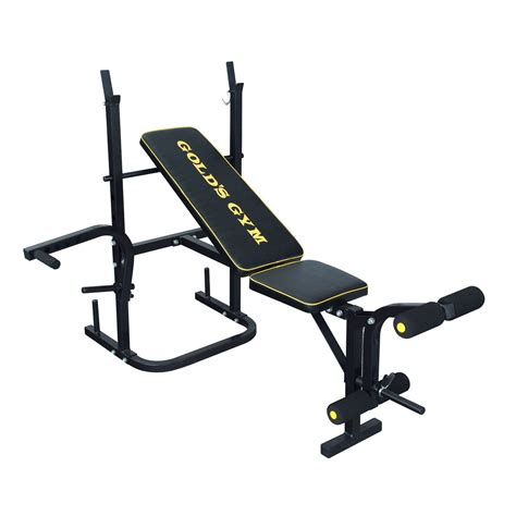 gym bench equipment golds gym multi purpose bench sweatband com