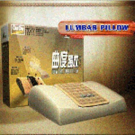 Alat Kesehatan Lumbar Pillow bantal therapy