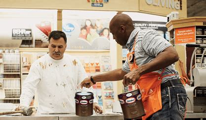 home depot paint sales rep glidden professional paint for contractors at the home depot