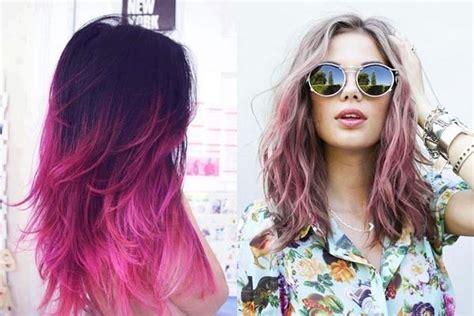 Rambut Sambungan Berwarna tips merawat rambut berwarna agar tidak pudar beautynesia