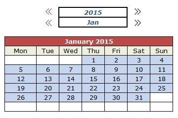 Can You Do A Calendar In Excel 445 Best Excel Images On Microsoft Excel