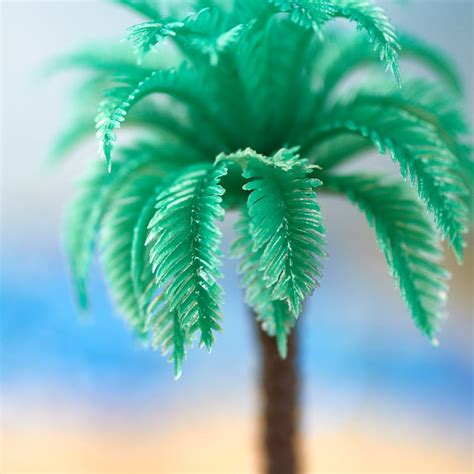 artificial palm tree for dollhouse miniature artificial palm trees nursery miniatures dollhouse miniatures doll