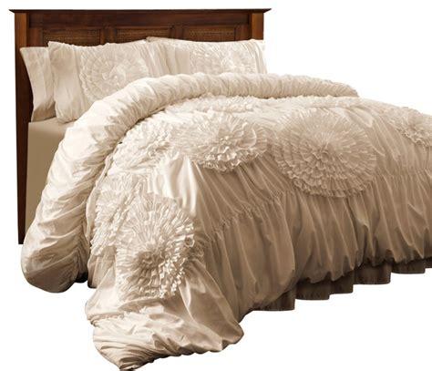 ivory comforter sets serena 3 piece comforter set ivory queen comforters