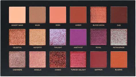 Huda Beauty Giveaway 2017 - huda beauty desert dusk eyeshadow palette beauty trends and latest makeup