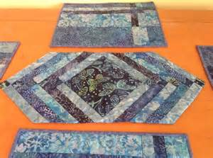Runner Table Braided Table Runner And Placemats My Quilts Pinterest