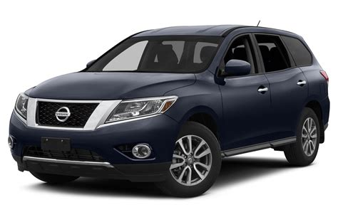 pathfinder nissan 2015 nissan pathfinder price photos reviews features