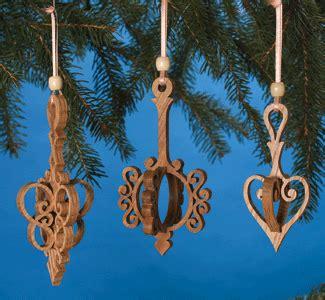 christmas   ornaments scroll  pattern