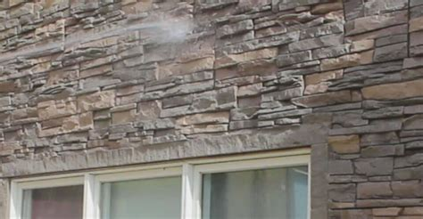 how to maintain faux panels genstone