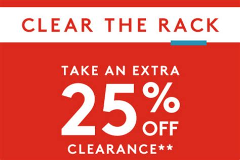 Clear The Rack Sale by Nordstrom Rack Clear The Rack