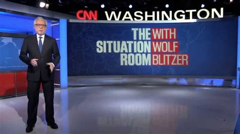 cnn situation room live why i m a fan wolf blitzer in quot the situation room quot with the bills nfl